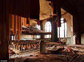 Rug Company Nyc by School S Out Forever Eerie Images Show Abandoned School