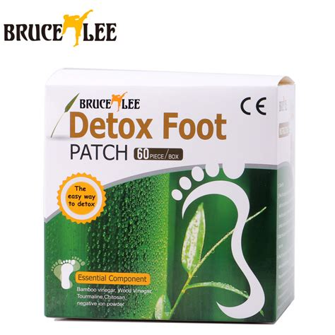 Detox Foot Pads In Stores by 120 60pcs Patches 60 Pcs Adhesives Bruce Gold