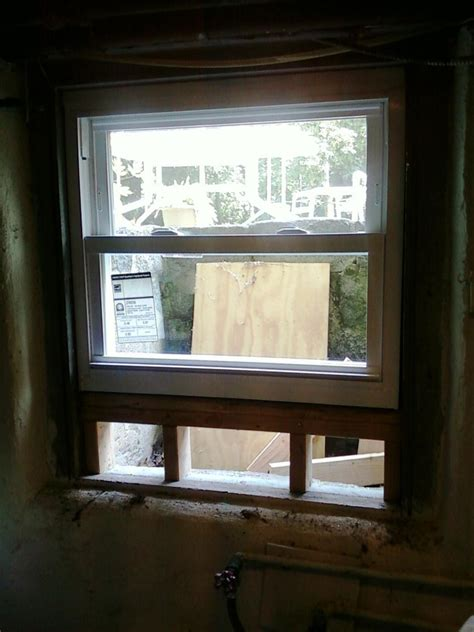 basement window dryer vent rooms