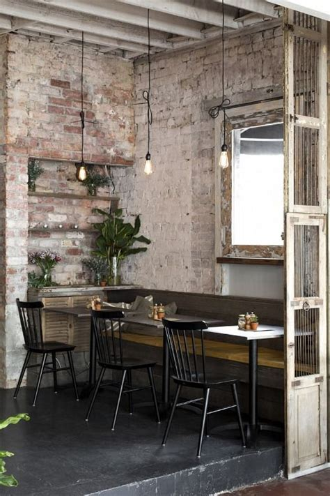 Rustic Cafe Interior by 25 Best Ideas About Rustic Cafe On Rustic