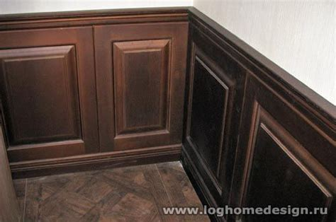 Cherry Wainscoting Panels by Wood Wainscoting Images Basement Bar