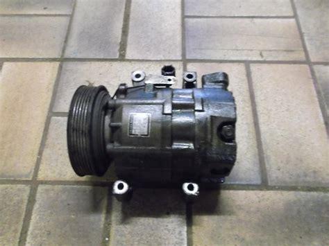 nissan x trail air compressor air con air conditioning compressor ebay