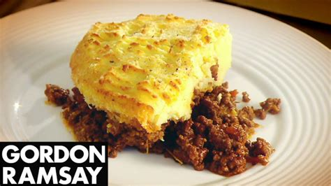 oliver cottage pie traditional shepherds pie recipe gordon ramsay