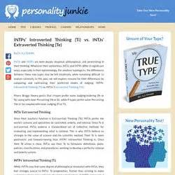 mbti personality test pearltrees