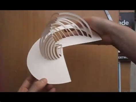 Paper Craft Work Tutorial - 09 amazing kirigami paper tutorial