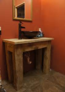 our rustic bathroom vanity marine corps nomads