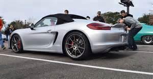 Porsche Boxster Spyder 2016 Porsche Boxster Spyder