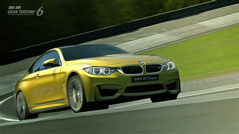 Newest Gran Turismo by Bmw M4 Coup 233 Now Available In Gran Turismo 6 Featured In