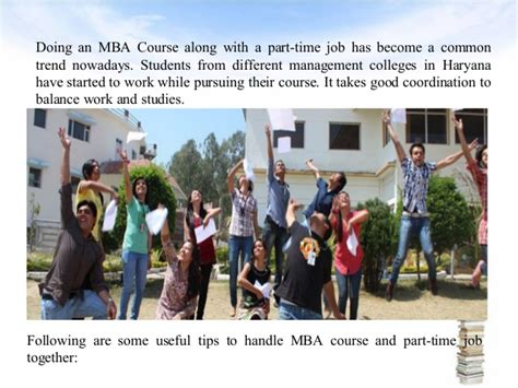 Courses Along With Mba by Skiet Tips To Balance Work And Studies In Mba Colleges