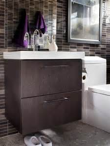 Small Modern Bathroom modern small bath makeover hgtv