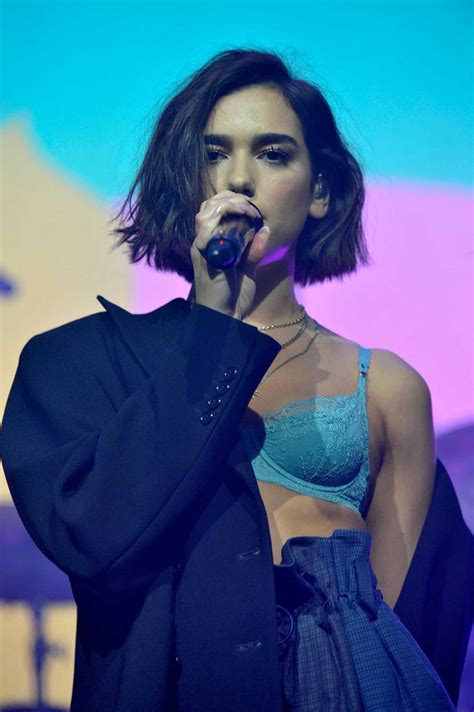 dua lipa olympia dua lipa performing at the olympia theatre in dublin