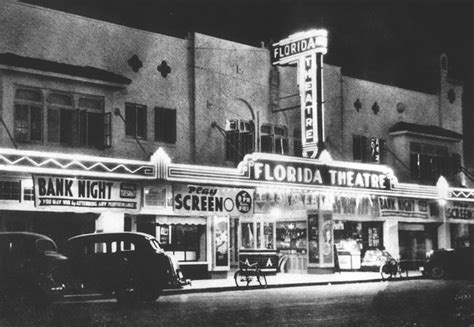Vero Records Florida Theatre Indian River S Historical Structure Photo Contest