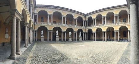 chiostro picture of universita di pavia sistema