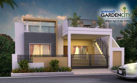 singlex house design avinash group most trusted real estate company of chhattisgarh