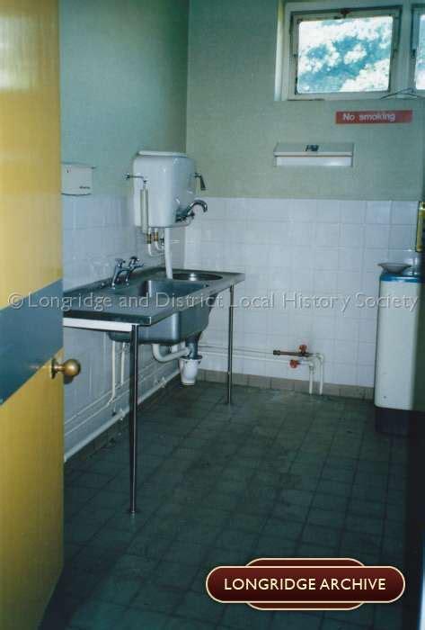 sluce room ribchester hospital store room sluice longridge town archive