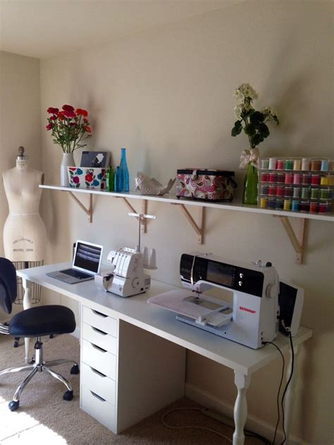 25 best ideas about sewing desk on craft