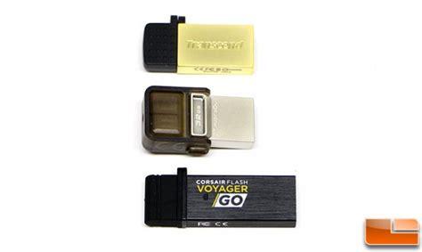 Transcend Jetflash 380 Gold Otg 32gb 32gb otg usb flash drive roundup with corsair kingston
