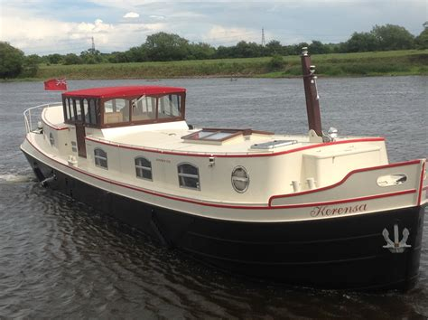 bluewater boat company barge
