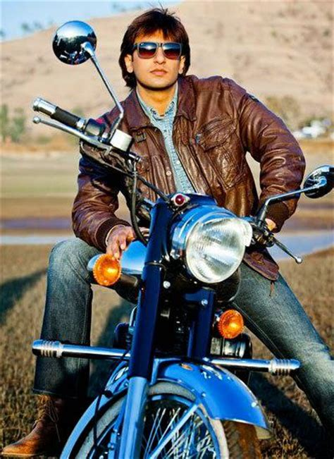 download mp3 song happy birthday from kill dill ranveer singh handsome look pose with a bike still from