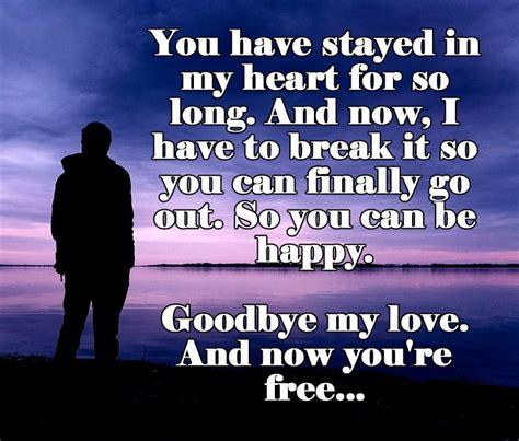 goodbye break  letter  girlfriend   love quotes