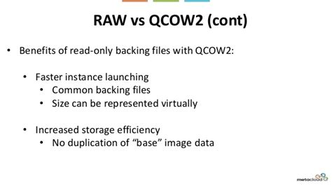 file format qcow2 optimizing vm images for openstack with kvm qemu