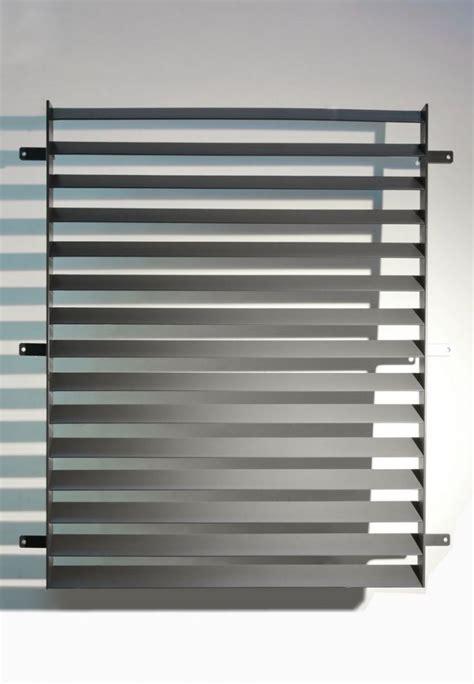 Fenster Lackieren Preis Berechnen by Lamellengitter Aus Lackiertem Stahl F 252 R Den Innenbereich