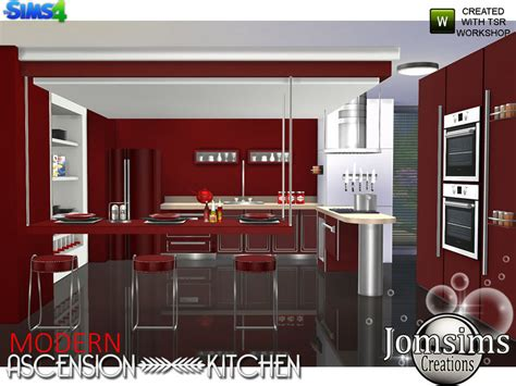 Ascension Kitchen jomsims modern ascension kitchen