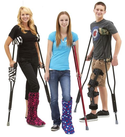 How To Make A Walking Boot More Comfortable by Famouspt Loved Products
