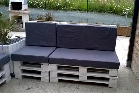 outdoor pallet sofa pallet outdoor sofa set 99 pallets