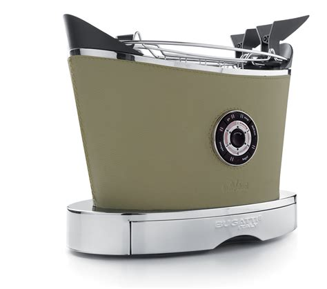 Tostapane Bugatti by Tostapane Individual Pelle Casa Bugatti