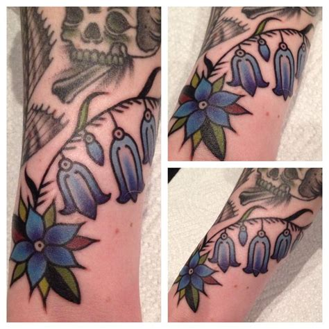 bluebell tattoo designs 114 best images about tatts on traditional