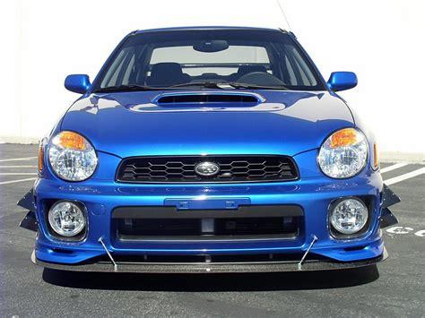 Subaru Wrx Sti 2002 2003 Apr Performance