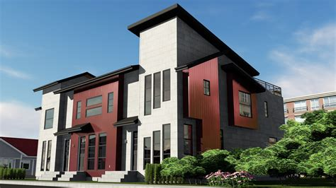 multi family house plans triplex multi family triplex 0501 kenzo home designs