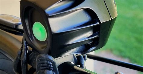 bright eyes bike light review giveaway guy light up the night with a bright eyes