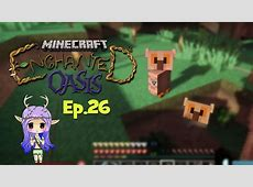 """OWLS"" Minecraft Enchanted Oasis Ep 26 - YouTube Enchanted Oasis"