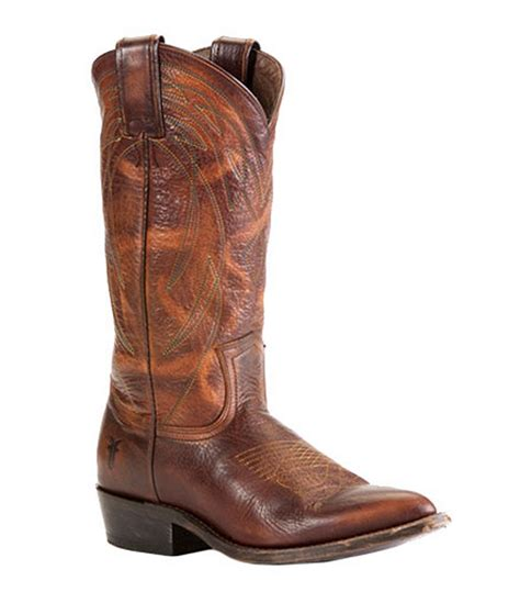 dillards boots frye billy pull on 180 s boots dillards