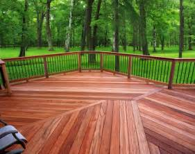 patio material options what to look for in decking materials superior hardwoods