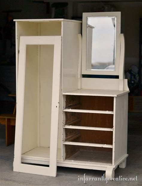 Cabinet Rescue by How To Make A Bathroom Cabinet Roadkill Rescue