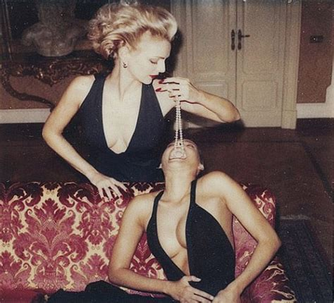 helmut newton polaroids unique style platform i really badly want to hang out at one of his shoots to see how things go down inspiration 3