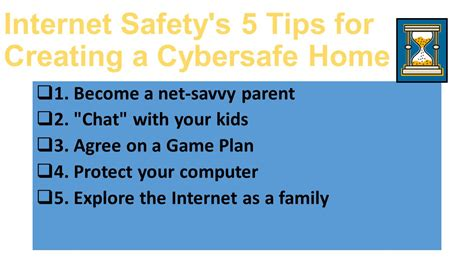 8 Safety Tips For by Let S Talk About Safety Ppt