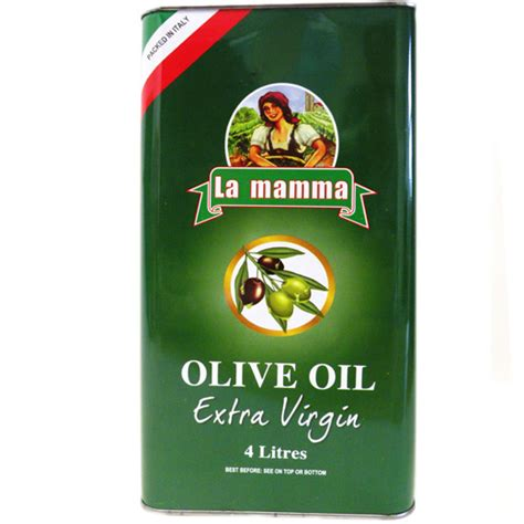 Can You Use Olive In An L by La Mamma Olive 4l 862