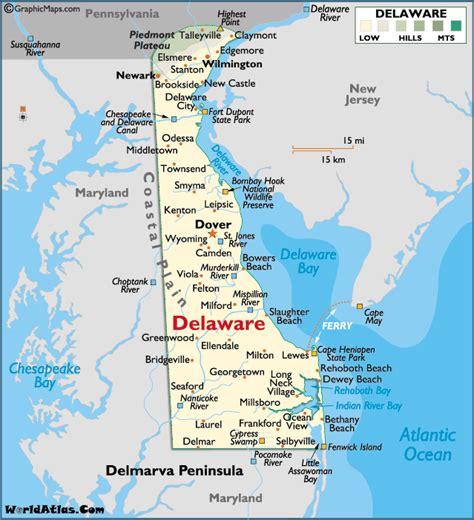 united states map delaware river the big road trip delaware de