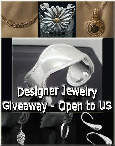 Jewelry Sweepstakes - designer jewelry sweepstakes low entries this lil piglet