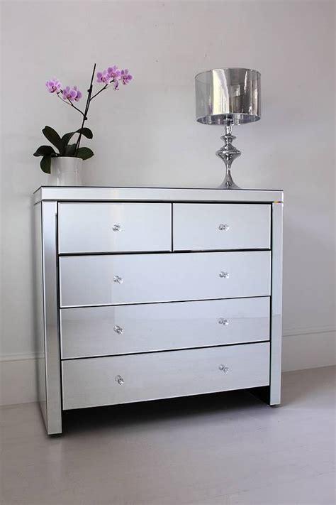 large mirrored chest  drawers    interiors