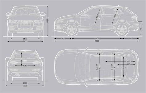 Abmessungen Audi Q3 audi q3 audi uk