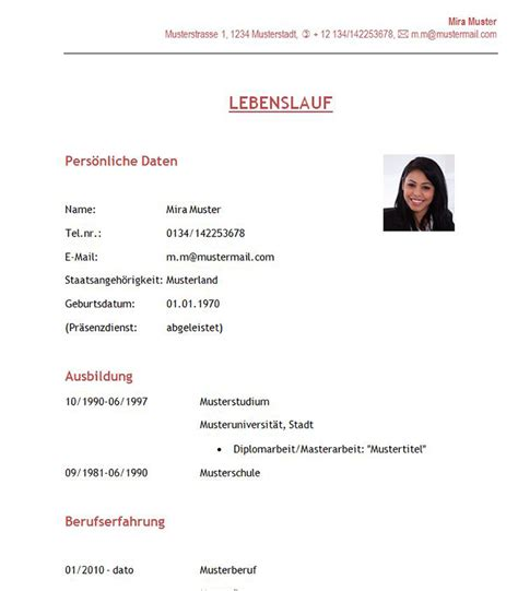 Lebenslauf Vorlage Schweiz Student Student Lebenslauf Dokument Blogs