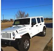 All White Jeep Wrangler  Stuff Pinterest My