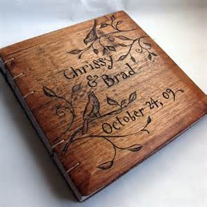wooden photo album 17 best images about album plus on beautiful personalized baby and baby