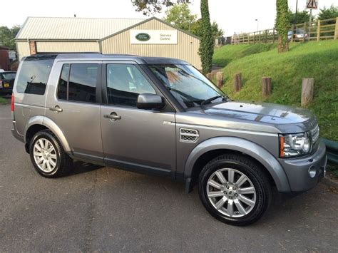 used land rover discovery for sale used land rover discovery 4 sdv6 hse for sale in