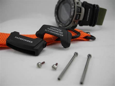 Adaptor Casio jual adapter adaptor nato zulu casio pro trek pojokan